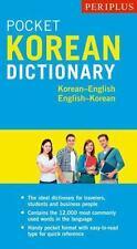 PERIPLUS POCKET KOREAN DICTIONARY - SIM, SEONG-CHUL (COM)/ BAIK, GENE (COM)/ KIM