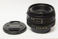 PENTAX SMC DA-L 18-50 mm DC WR RE  Demo-Modell vom Fachhändler