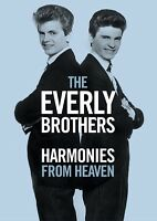THE EVERLY BROTHERS - HARMONIES FROM HEAVEN   BLU-RAY+DVD NEU