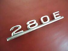 Mercedes-Benz Trunk Emblem 1970's 1978 Mercedes-Benz OEM 280E Rear Emblem