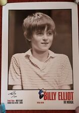More details for billy elliot the musical special edition signed travis yates theatre poster rare