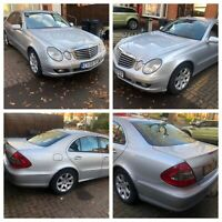 MERCEDES E CLASS 2.1 CDI EXECUTIVE AUTO 2009