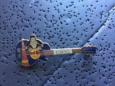 HARD ROCK CAFE TOKYO KING KONG GUITAR PIN (B)