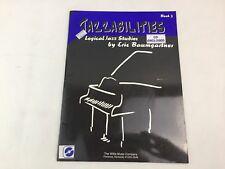 Jazzabilities - Book 3 - Book & CD - Logical Jazz Studies - Eric Baumgartner (A)