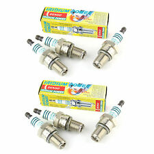 6x Vauxhall Omega 2.6 V6 Genuine Denso Iridium Power Spark Plugs