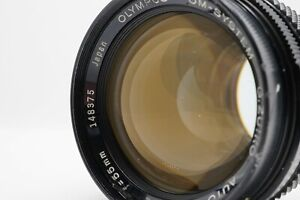 [EXC+5] OLYMPUS OM-System G.Zuiko Auto-S 55mm f/1.2 MF Prime Lens From Japan