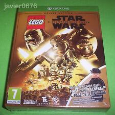 LEGO STAR WARS EL DESPERTAR DE LA FUERZA NUEVO Y PRECINTADO PAL ESPAÑA XBOX ONE