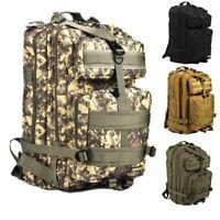 Tactical Backpack Rucksacks Outdoor Camping Tactical Travel Bag 40L Military
