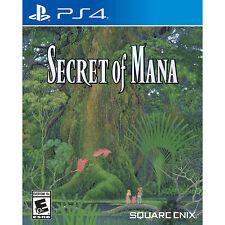 Secret of Mana PS4 [Brand New]