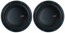 "2 Memphis Audio MOJO MJM822 8"" 1800w Competition Car Subwoofers DVC 2 ohm Subs"