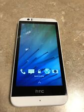 HTC Desire 510 - 0PCV1 - 4GB - White (Sprint) boost mbl Smartphone - WORKS GREAT