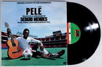 Sergio Mendes - Pele (1977) Vinyl LP •PLAY-GRADED• Soundtrack, Pelè