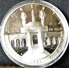 1984 Olympics Commemorative Silver Dollar Proof Free return