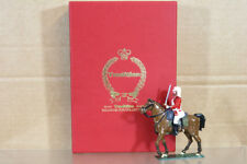 TRADITION TOY SOLDIERS 1102 INDIAN MUTINY 1857 MOUNTED 42nd BLACK WATCH OFFICER