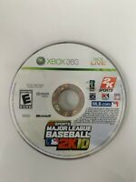Major League Baseball 2K10 (Microsoft XBox 360) WORKS / NO TRACKING / DISC ONLY
