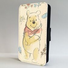 Disney Winnie The Pooh Sketch Amazing FLIP PHONE CASE COVER for IPHONE SAMSUNG