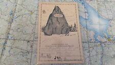 Schwäbische Schneeschuh Bund AK Postkarte 4824