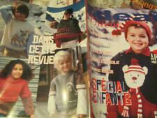 Ideal Tricot Enfants Magazine #19-Les Mailes De L'Hiver- 2-10 Ans- Editions De L
