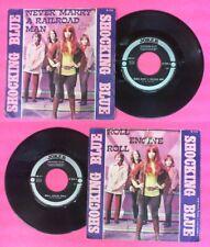 "LP 45 7"" SHOCKING BLUE Never marry a railroad man Roll engine roll no cd mc vhs"