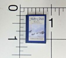Mattel Barbie Doll / Other Doll Accessories Book Moby Dick.  Super Cute