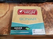 SCIENTIFIC ANGLERS SONAR HOVER WF-7-F/H OPTIC GREEN/PALE GREEN FISHING LINE