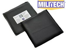 Ballistic Panel Bullet Proof Plate Backer Body Armor NIJ Level IIIA 3A 6x6 Pair
