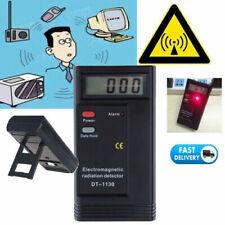 New Digital Lcd Electromagnetic Radiation Detector Emf Meter Dosimeter Tester
