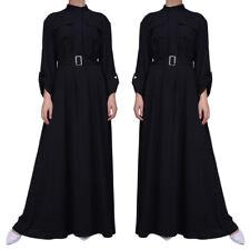 Camisa de mujer islámica musulmán Vestido Abaya Caftán Bata de boda Cóctel Vestidos de Fiesta