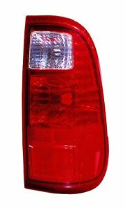 Tail Light Assembly Right Maxzone 330-1936R-UC