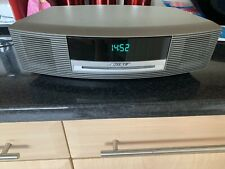 Bose Wave Music System with Multi CD Changer - Grey