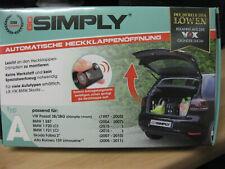 Go Simply automatische Heckklappenöffnung Typ A BMW 1 Skoda VW Passat 3B/3BG