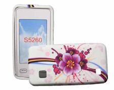 Muggle case in Silicone per Samsung s5260 Star 2 II Lace silicone skin guscio borsa