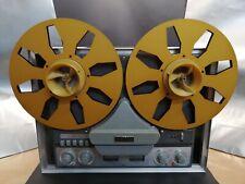 REVOX G36 MKII REEL TO REEL 2 TRACK VACUUM TUBE VINTAGE TAPE RECORDER PLAYER