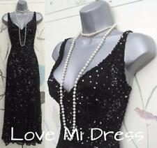Principles - 20's Vintage Style Gatsby, Flapper, Charleston Dress 12 EU40