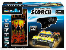 Revell 24540 SCORCH Short Course Truck FAST PREBUILT RC Car inc Charger+Battery