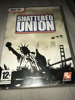 Shattered Union Pc Dvd Rom