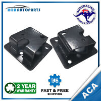 Fit Chevy SBC 350 to Holden HQ WB LH LX VB VS Commodore Engine Mount Adapters