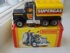 PETERBILT SUPER GAS  Matchbox SUPERFAST