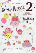 Happy 2nd Birthday In Cards Stationery For Celebrations