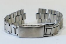 Rolex Tudor Oyster 7835 19 mm Pulsera & M4 broche, se ajusta Oysterdate Reloj, 1988