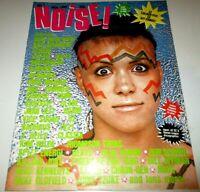 Noise! #1/BowWowWow/Motorhead/Japan/Dexy's/U2/Iron Maiden/ACDC/Damned/Adam Ant