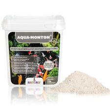 HAPPYKOI® AQUA MONTON® reines Montmorillonit Bentonit Tonmineral Koi Teich 3 kg