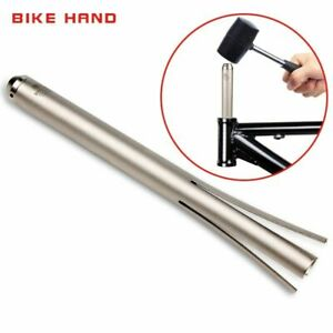 Bicycle Headset Cup Remover Tube Frame Assembly Multifunction Tools Alloy Steel