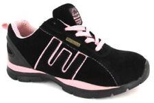 Zapatillas deportivas de mujer sin marca color principal negro