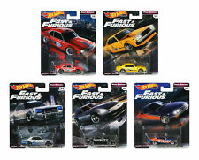 HOT WHEELS PREMIUM GBW75 FAST & FURIOUS FAST REWIND PICK YOUR FAVOURITE