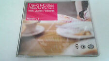 "DAVID MORALES ""NEEDIN' U"" CD SINGLE 5 TRACKS PRESENTS THE FACE FEAT JULIET ROBER"
