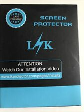 Lk [6 Pack] Screen Protector Compatible with Apple Watch 44mm Series 6/Se/5/4
