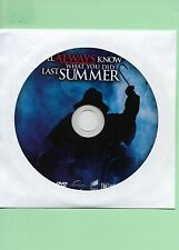 I'll Always Know What You Did Last Summer (2006) DVD ** DISC ONLY **