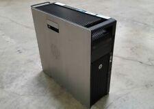 HP Z620 Workstation 2x Xeon E5-2690 2.60GHz 64GB 128GB SSD + 1TB Win10 WIFI