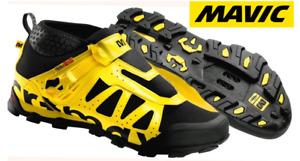 MAVIC crossmax enduro mountain biking shoes gravel cycling 42 2/3 u.s men 9 27
